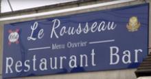 """Restaurant """"Le Rousseau"""" sur Made-in-sarthe"""
